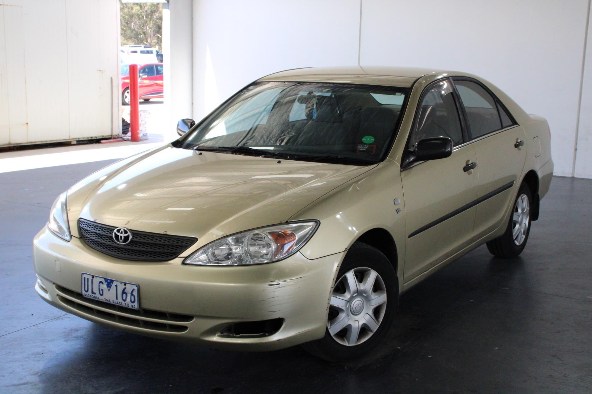 2002 Toyota Camry Altise MCV36R Automatic Sedan
