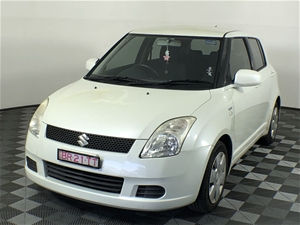 2005 Suzuki Swift EZ Manual Hatchback