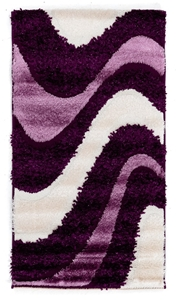 Machine Made shaggy rug SIZE (cm): 80 X