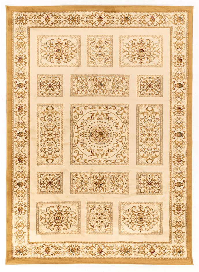 Machine Made 450,000 Heat Set Poly Pile Floor Rug SIZE (cm): 160 X 230