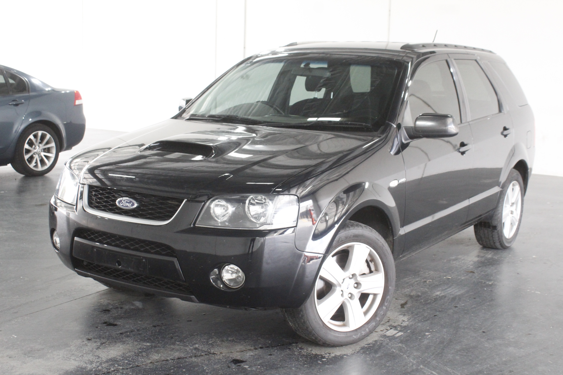 2008 Ford Territory Turbo (4x4) SY Automatic Wagon