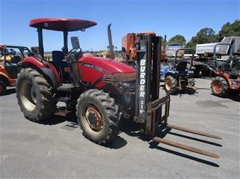Case JX70 4WD Tractor