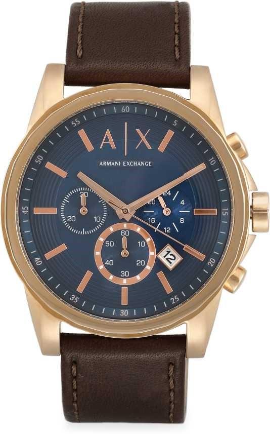 New Armani Exchange Outerbanks Chronograph Men's Watch