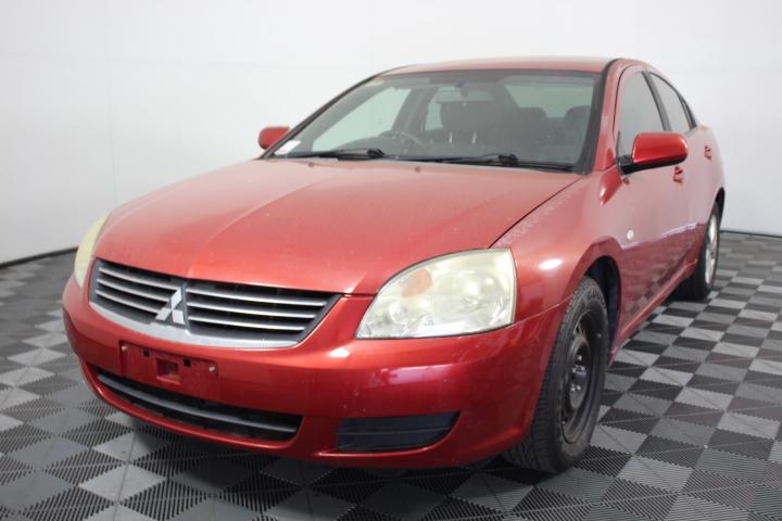 2007 Mitsubishi 380 Automatic Sedan