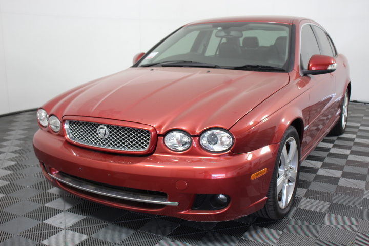 2009 Jaguar X Type 2.1 LE X400 Automatic Sedan 82,381km