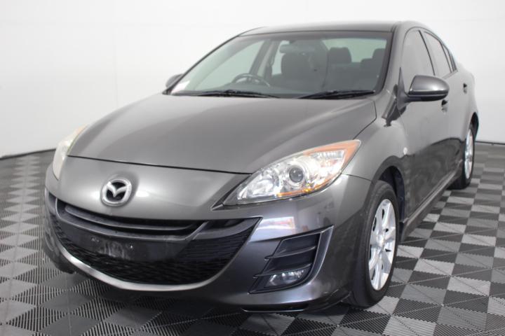 2010 Mazda 3 Maxx Sport BL Automatic Sedan