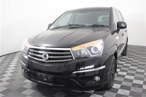 2014 MY15 Ssangyong Stavic Auto Turbo Di