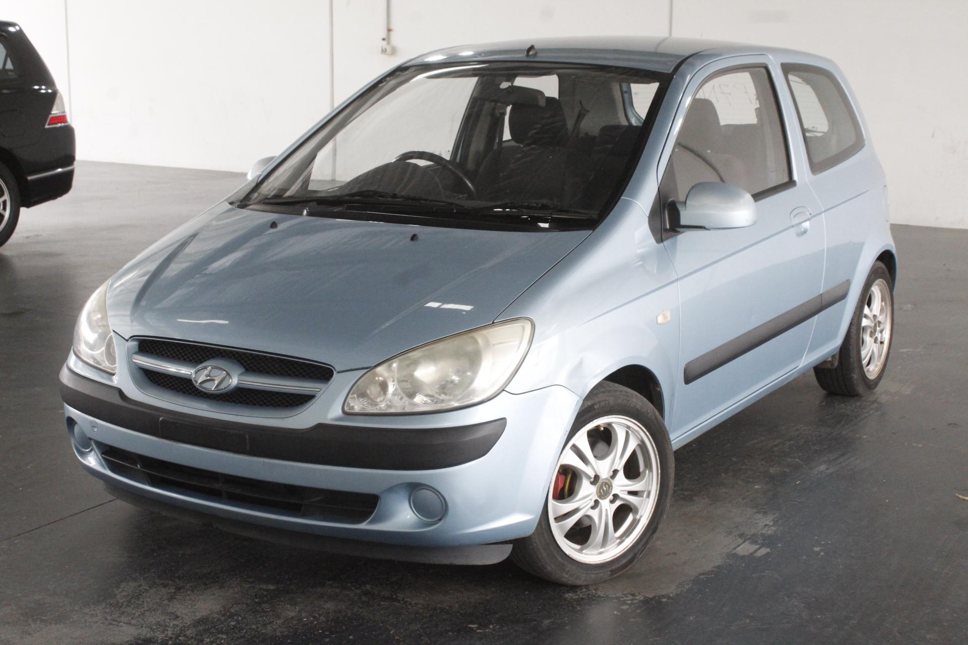 2006 Hyundai Getz 1.6 TB Manual Hatchback