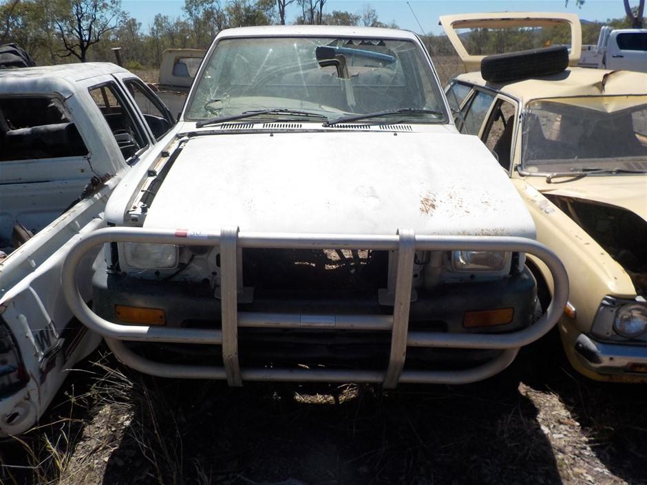 1984 Toyota Hilux
