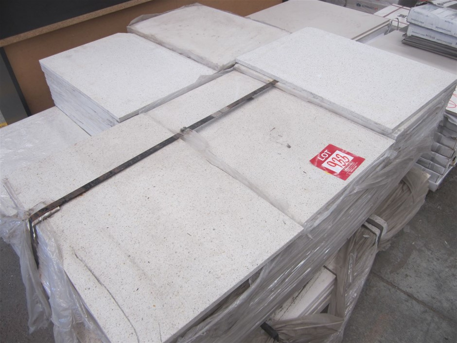 Pallet of approximately 70 units of Caesarstone Tiles