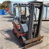 Linde H121 Counterbalance Forklift