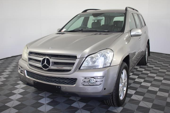 2006 (2007) Mercedes Benz GL 320 CDI X164 T/Diesel Auto 7 Seats Wagon