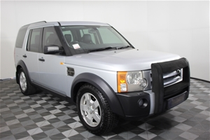 2006 Land Rover Discovery 3 SE Series II