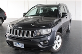 Unreserved 2013 Jeep Compass Sport Automatic Wagon