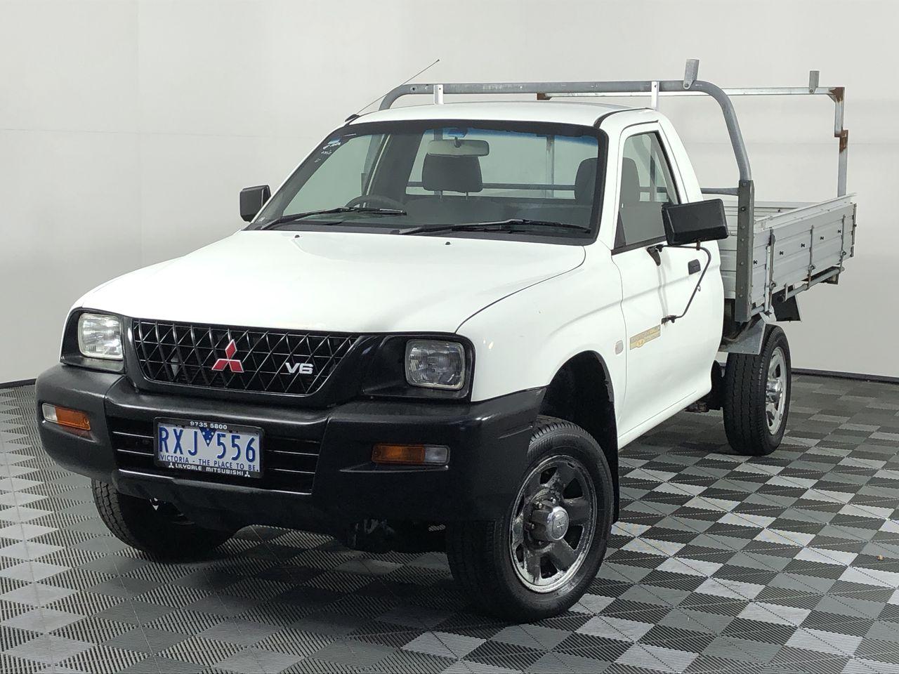 2002 Mitsubishi Triton GLX MK Automatic Cab Chassis