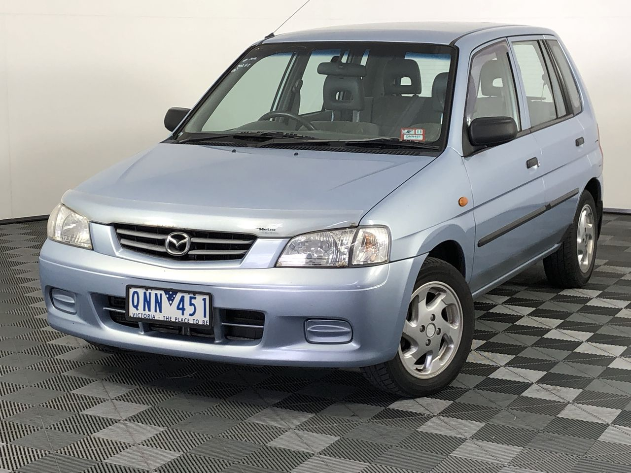 2000 Mazda 121 Metro Shades DW Manual Hatchback
