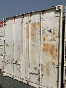 20 Foot Container and Contents