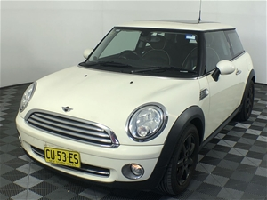2010 Mini Cooper R56 Manual Hatchback 84