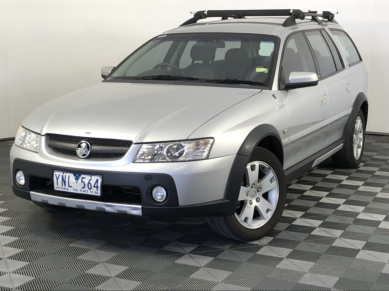 2005 Holden Adventra CX6 VZ Automatic Wagon