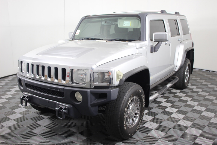 2008 MY09 Hummer H3 Luxury Automatic 4WD 184,139 km's
