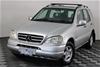 2000 Mercedes Benz ML 320 (4x4) W163 Automatic Wagon