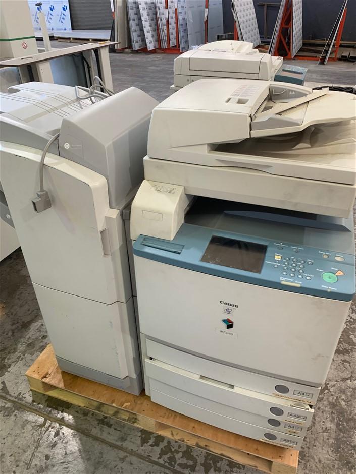 Canon Colour Printer, Copier and Scanner