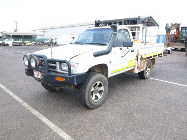 Toyota Hilux 140 Series 4WD Manual - 5 Speed Ute
