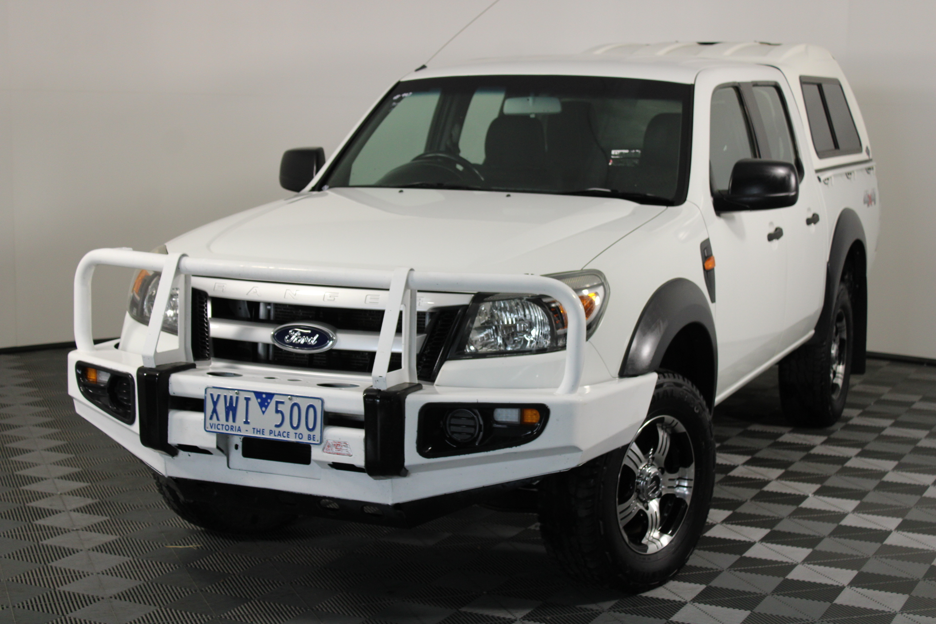 2010 Ford Ranger XL (4x4) PK Turbo Diesel Automatic Dual Cab
