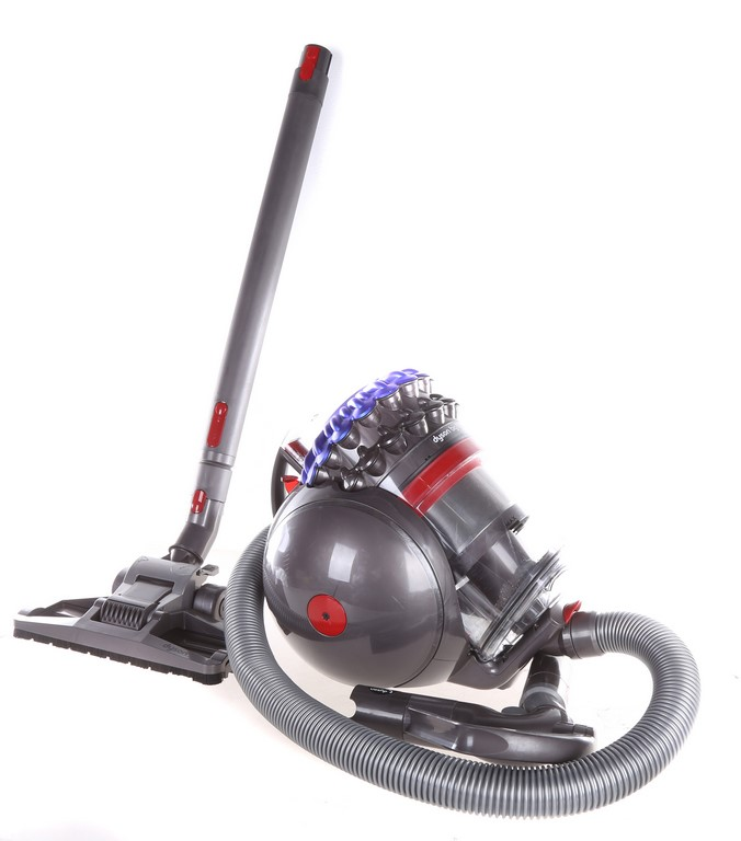 DYSON BIG BALL Extra Vacuum Cleaner , 2 Tier Radial Cyclones, Hygienic Dirt