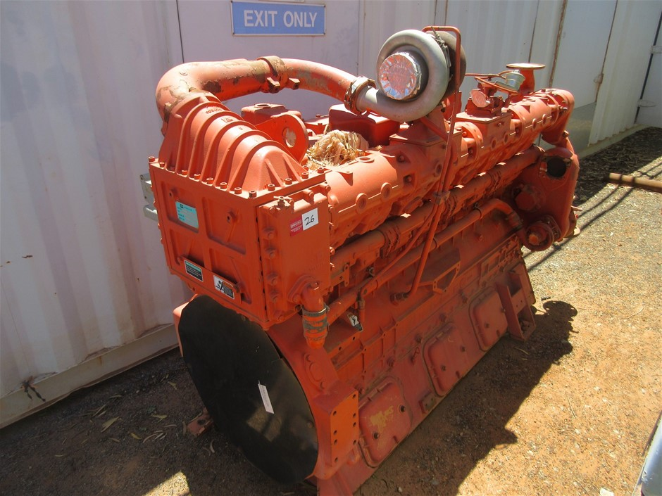 Motor & Spare Parts
