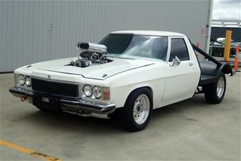 1976 Holden HX 1 Tonne Ute HX Automatic Cab Chassis