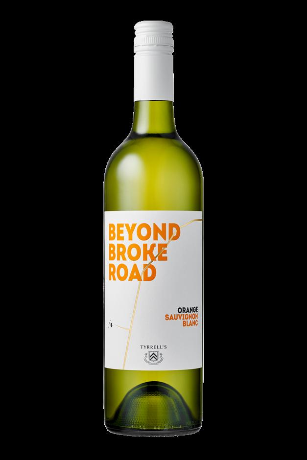 Tyrrell's `Beyond Broke Road` Sauvignon Blanc 2019 (6 x 750mL) Orange, NSW
