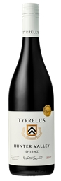 Tyrrell's `Hunter Valley` Shiraz 2017 (6 x 750mL) Hunter Valley, NSW