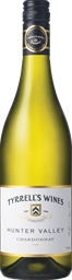 Tyrrell's `Hunter Valley` Chardonnay 2018 (6 x 750mL) Hunter Valley, NSW