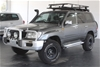 2001 Toyota Landcruiser GXL (4x4) HDJ100R Turbo Diesel Automatic Wagon