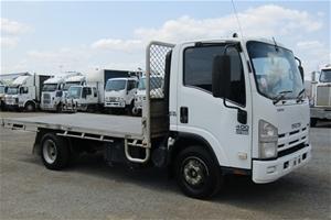 2008 Isuzu NPR400 4 x 2 Tray Body Truck