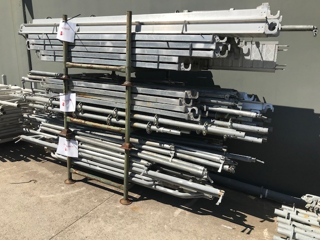 Layher Steel Scaffolding Components