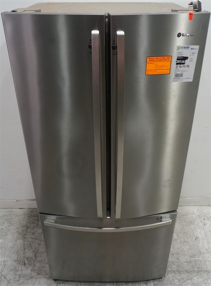 Westinghouse WHE5200SA-D 524L French Door Fridge