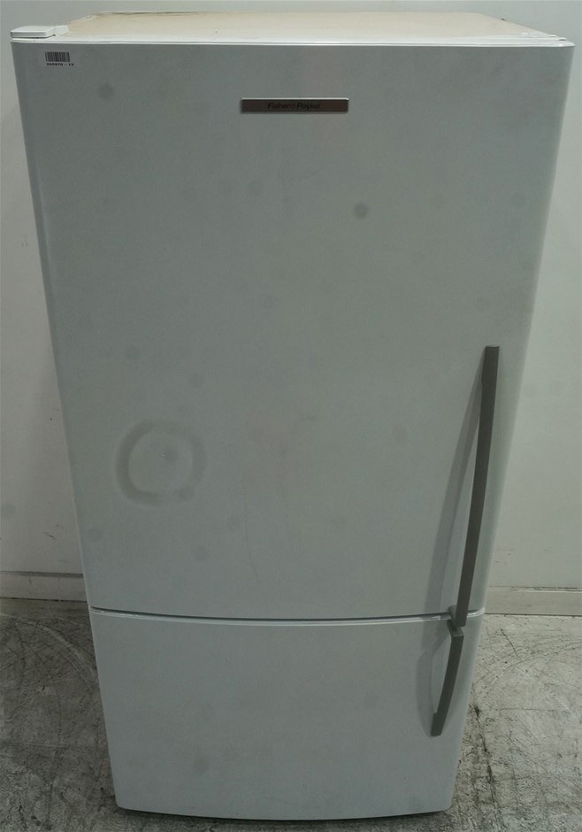 Fisher & Paykel E522BLE5 519L Bottom Mount Fridge