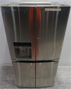 LG 712L 5 Door French Door Fridge with D