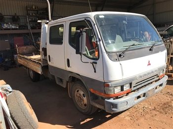 1999 Mitsubishi Canter 4 x 2 Tray Body Truck