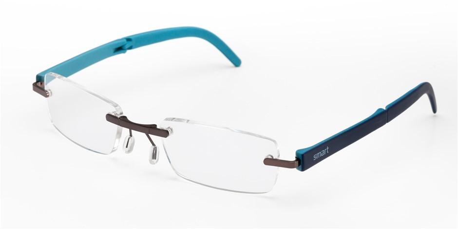 B+D SmartReaders- 5 x Folding Reading Glasses 1x +1.50, 3x +2.00, 1x +2.50