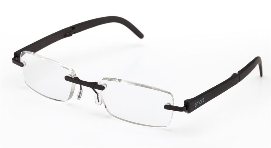 B+D SmartReaders- 5 x Folding Reading Glasses 1x +1.00, 1x +1.50, 3x +2.00