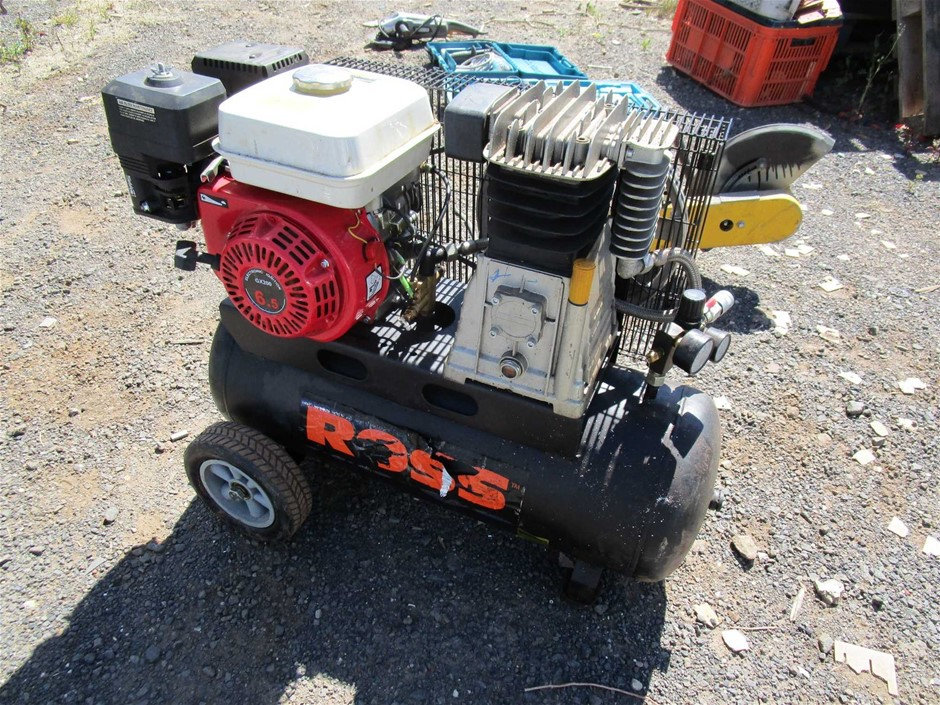 Petrol Powered Compressor