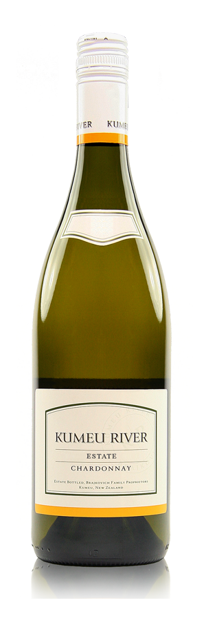 Kumeu River `Estate` Chardonnay 2018 (6 x 750mL), Auckland, NZ.