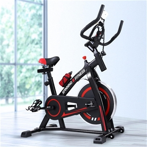 Spin Exercise Bike Fitness Home Workout