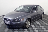 Unreserved 2005 Volvo S40 T5 Automatic Sedan