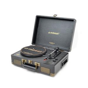 mbeat MB-TR166BLK Uptown Retro Bluetooth