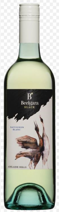 Beelgara Black Label Sauvignon Blanc 2017 (6 x 750mL) Clare Valley, SA