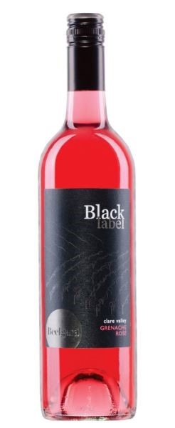 Beelgara Black Grenache Rose 2018 (6 x 750mL) Clare Valley, SA